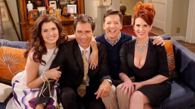 Will & Grace - the Fab Foursome