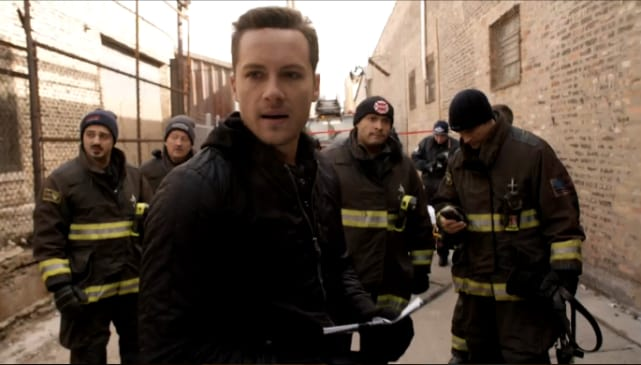 """""""I don't like to get in the middle of these things..."""" Chicago Fire"""