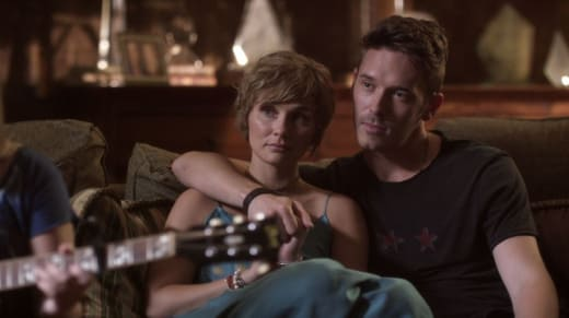 Scarlett and Gunnar, together again - Nashville Season 5 Episode 2