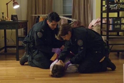 Helping a Victim