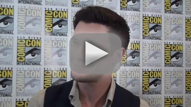 Drew Roy Comic-Con Q&A
