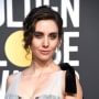 Alison Brie Attends Golden Globes