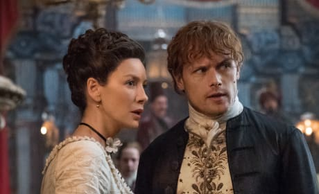 The Couple Who Works Together - Outlander Season 4 Episode 8