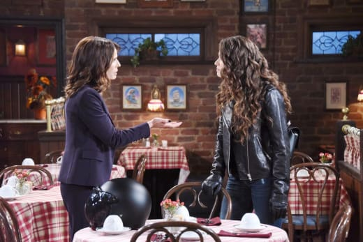 Ciara Returns to Salem - Days of Our Lives