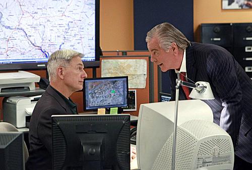 Gibbs and Tony Sr.
