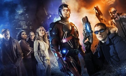 Legends of Tomorrow: Season 2 Brings New Characters, Mysteries & Aberrations!