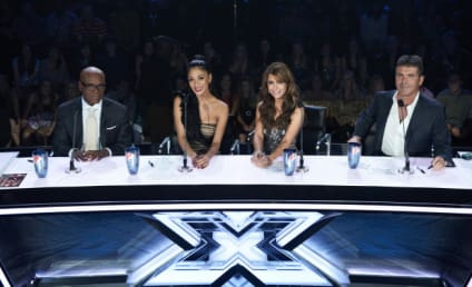 Fox Picks Up The X Factor for Season Two