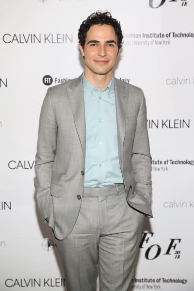 Zac Posen Attends Event