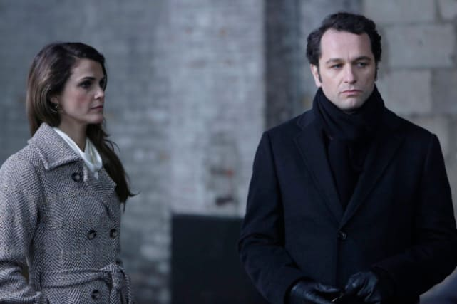 Elizabeth and Philip Jennings (The Americans)