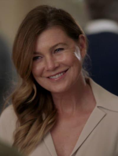 Date with Nick - tall  - Grey's Anatomy Season 18 Episode 2