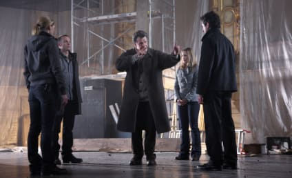 """Fringe Review: """"Over There"""""""