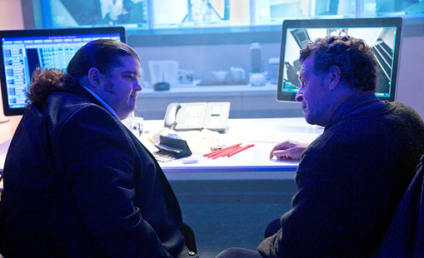 Jorge Garcia on Fringe: First Look!