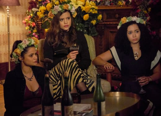Somber Sisters1 - Charmed (2018) Season 1 Episode 7