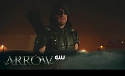 Arrow Midseason 4 Sizzle Reel: Not Especially Bright