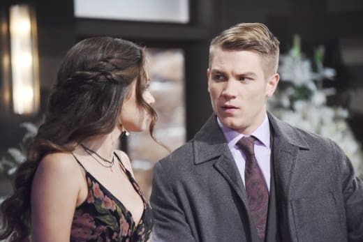 Tripp Grows Frustrated - Days of Our Lives