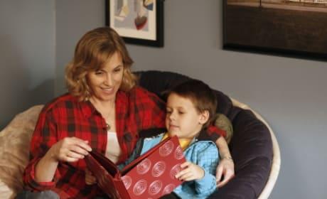 Lydia with Jaimeone