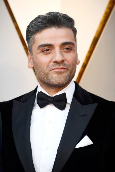 Oscar Isaac Attends Academy Awards
