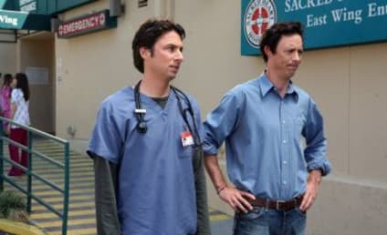 Tom Cavanagh Definitely Returning to Scrubs!