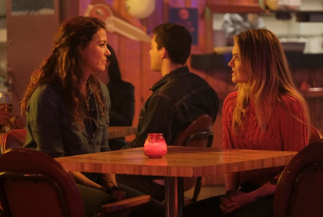 Sutton and her mother - The Bold Type Season 2 Episode 9