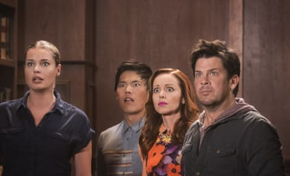 The Librarians: Canceled After Four Seasons on TNT!!