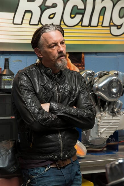 Tommy Flanagan (Chibs)