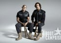 Sons of Anarchy Stars Promote The Boot Campaign, Make Charitable Fashion Statement