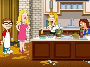 Francine american episode fat dad