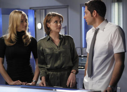 Watch Chuck Season 4 Episode 17 Online