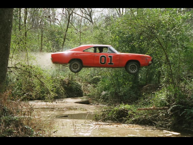 The General Lee - The Dukes of Hazzard