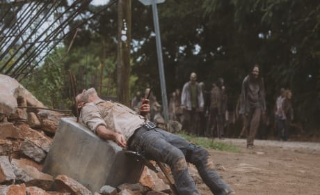 "The Walking Dead Photos from ""What Comes After"""
