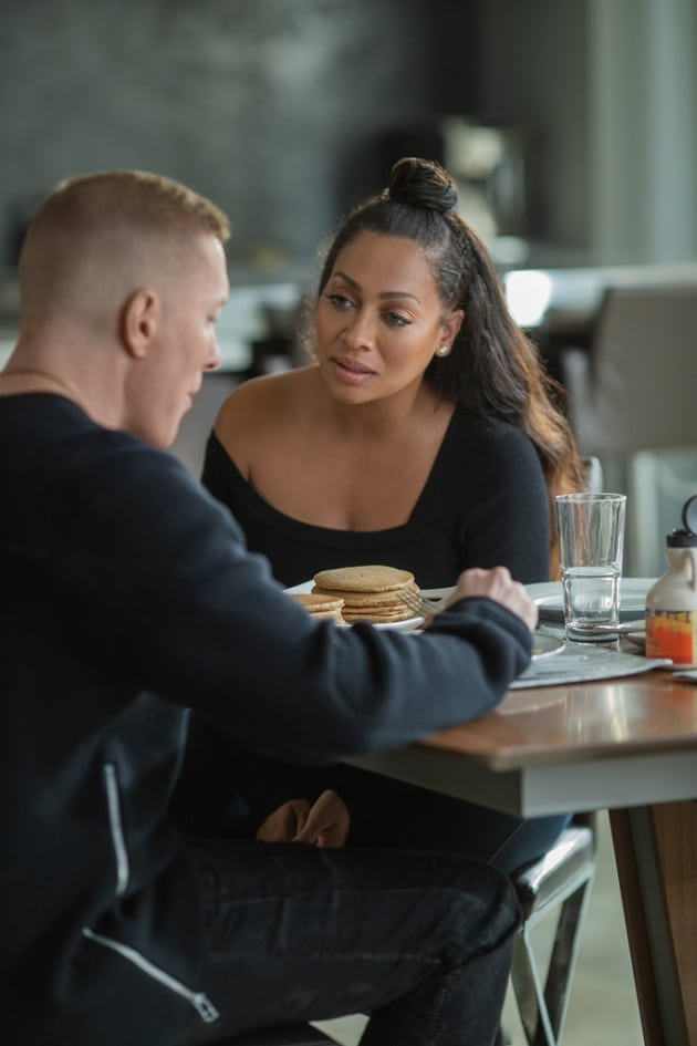 A Little Chat Over Pancakes- Power Season 5 Episode 2
