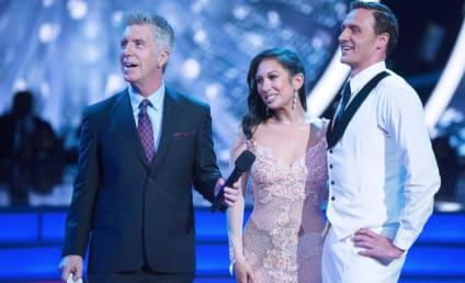 Cheryl Burke Says Tom Bergeron's Firing from Dancing With the Stars is 'Heartbreaking'