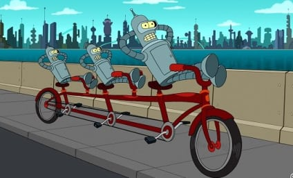 "Futurama Review: ""The Silence of the Clamps"""