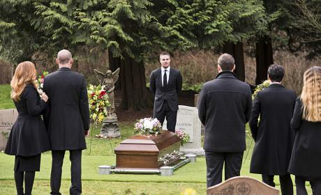 Final words - Arrow Season 4 Episode 19
