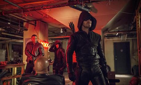 What Grade Do You Give Arrow Season 3 at Midseason?