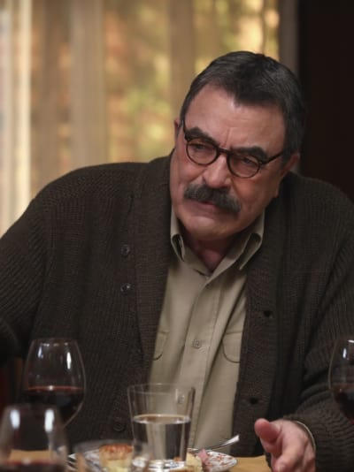 Frank Is Upset - Blue Bloods Season 9 Episode 8