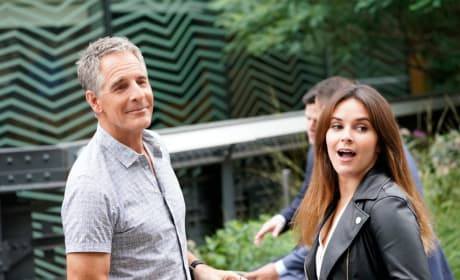 Visiting His Daughter - NCIS: New Orleans