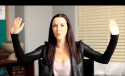 Annie Wersching Teases The Vampire Diaries, Hell Raised by the Heretics