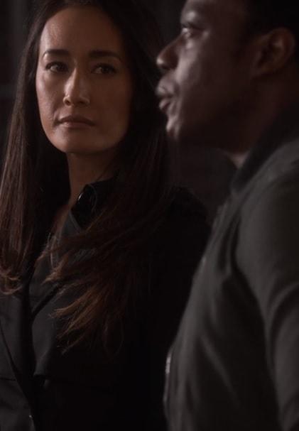 Hannah and Eli  - Designated Survivor Season 3 Episode 7