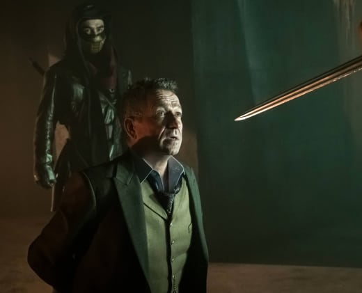 Alfred - Gotham Season 3 Episode 22
