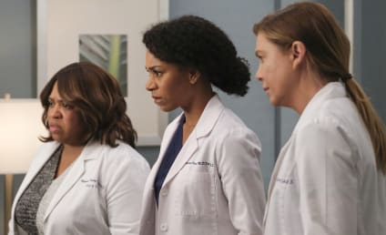 Grey's Anatomy Season 16 Episode 21 Review: Put on a Happy Face