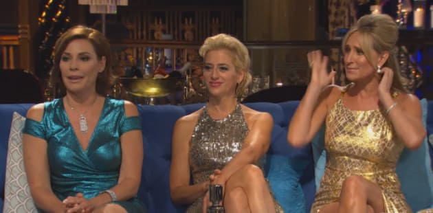 Continuing Feuds - The Real Housewives of New York City