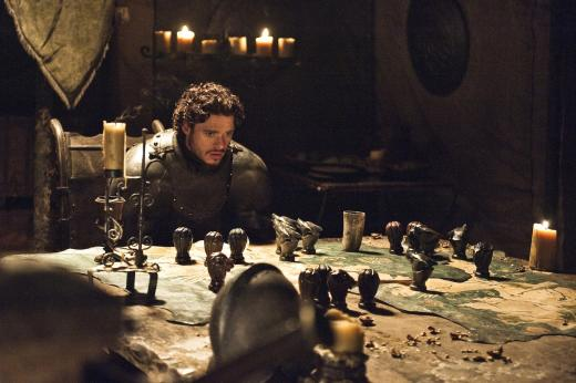 Sad Robb Stark