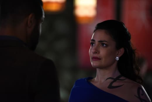Mother Dismay - Shadowhunters Season 2 Episode 14