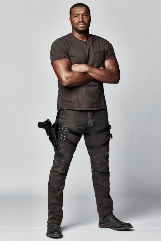 Roger Cross as Six - Dark Matter