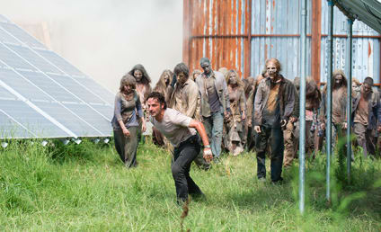 The Walking Dead Season 6 Episode 8 Review: Start to Finish