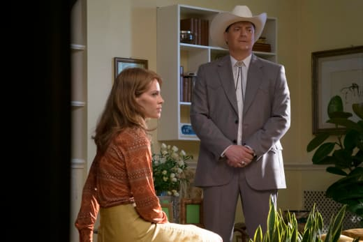 Gail Getty and James Fletcher Chase — Trust Season 1 Episode 2