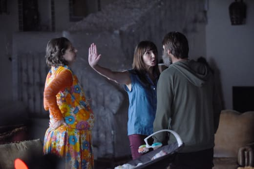 Gail Wants to Intervene - The Last Man on Earth