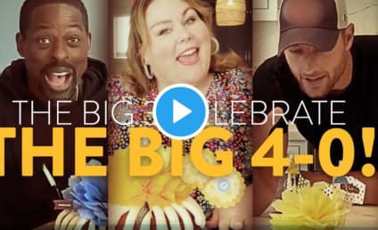 This Is Us: The Big Three Is Turning 40! Join the Celebration as Stars Blow Out the Candles