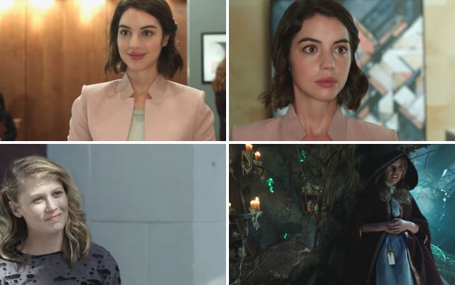 Adelaide kane as drizella and ivy once upon a time